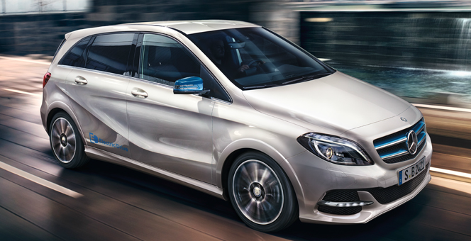 Mercedes B Class Electric >> Mercedes B Class Electric And Diesel Cars Compared Energy