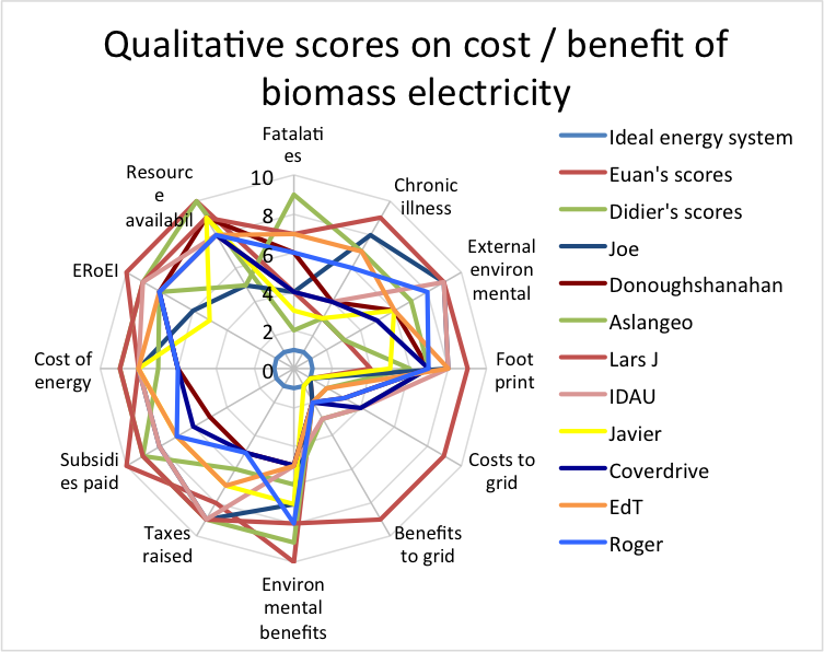 Energy Externalities Day 3: Biomass-Fired-Electricity | Energy Matters