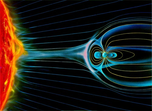 The Laschamp Event and Earth's Wandering Magnetic Field | Energy Matters